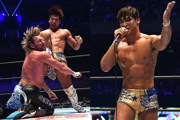 Análisis NJPW G1 Climax grupo B