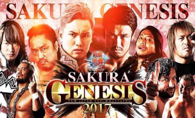 Análisis NJPW Strong Style Evolved y Sakura Genesis