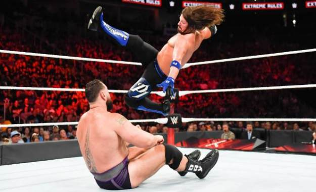 Análisis WWE Extreme Rules 2018