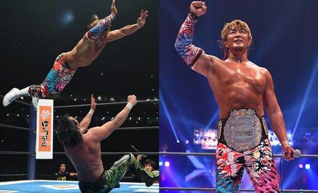 Análisis de NJPW Wreslte Kingdom 13