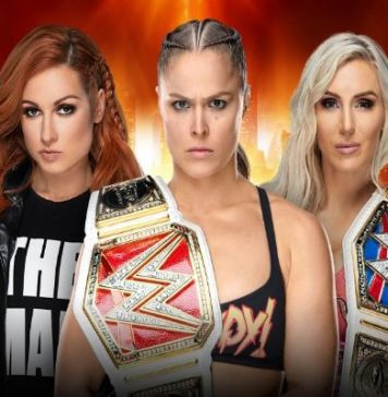 análisis lynch rousey charlotte wrestlemania