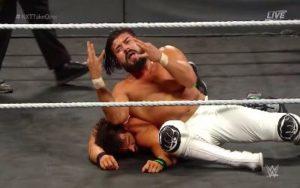 Andrade Cien Almas gana a Johnny Gargano en NXT Takeover Brooklyn