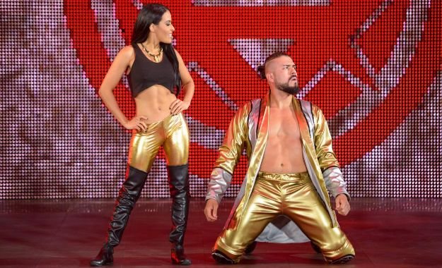 Andrade SmackDown