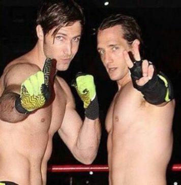 Angelico & Jack Evans a AEW