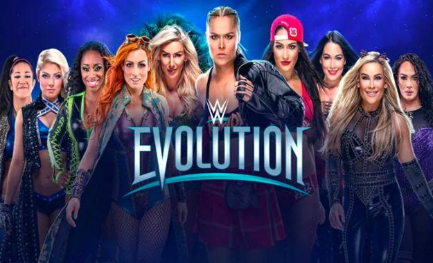 Anunciada la mesa de comentaristas para WWE Evolution