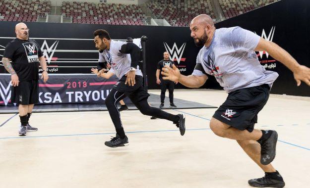 WWE noticias Arabia Saudí
