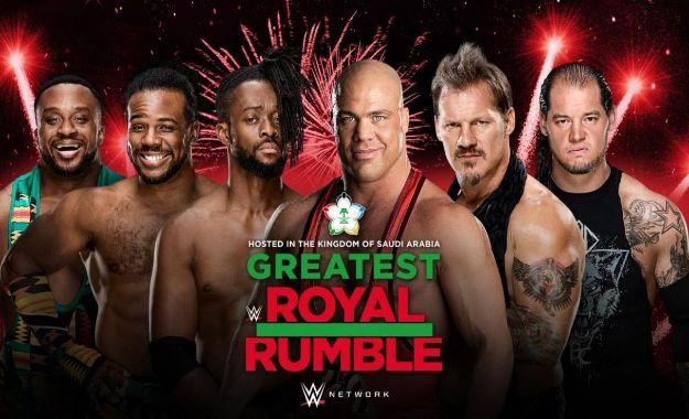 Así están las apuestas de cara a Greatest Royal Rumble