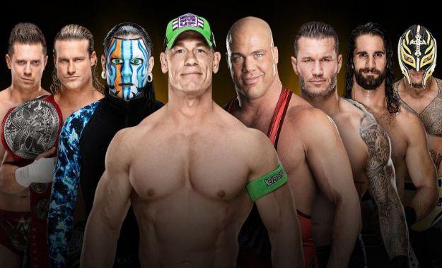 Así podría ser el combate de la WWE World Cup en Crown Jewel