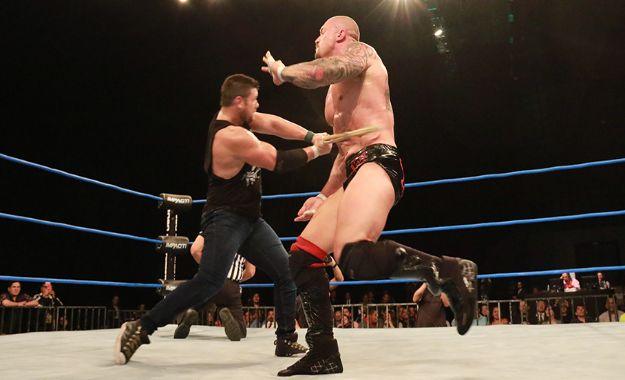 Audiencia de Impact Wrestling del 27 de Septiembre