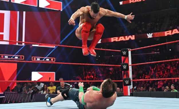 Audiencia de WWE RAW del 14 de Enero