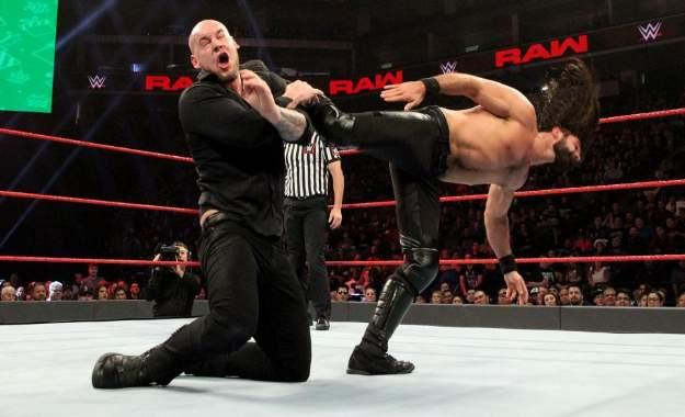 Audiencia de WWE RAW del 24 de Diciembre