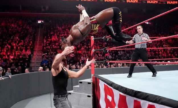 Audiencia de WWE RAW del 31 de Diciembre