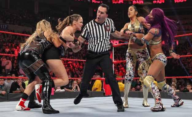 Audiencia del show de WWE RAW del 21 de Enero
