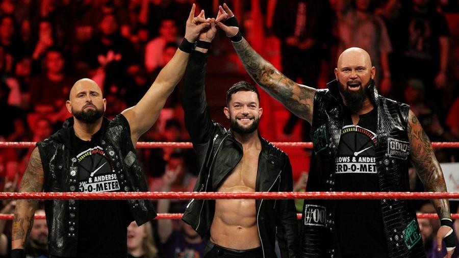 Bálor Club en RAW WWE Noticias