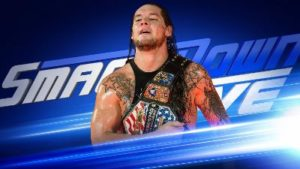 WWE noticias Baron Corbin