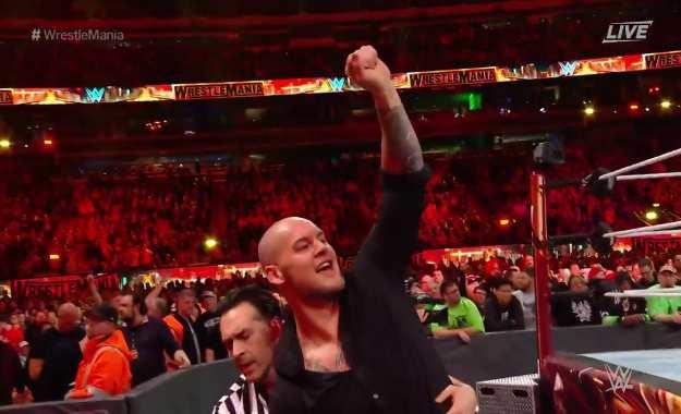 Baron Corbin WWE WrestleMania 35