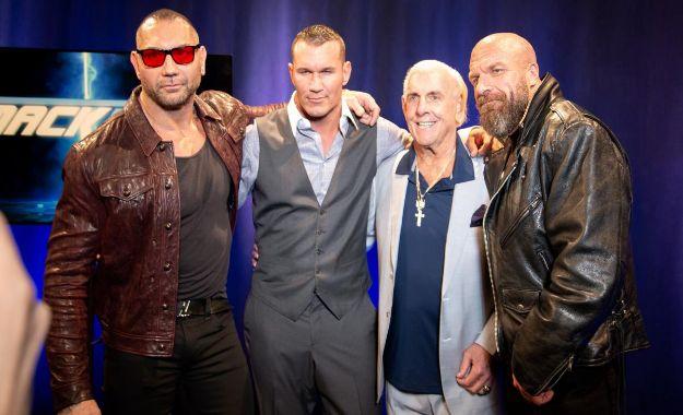 Batista Smackdown