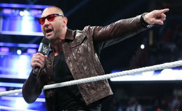 Batista Wrestlemania 35