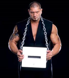 WWE noticias Batista