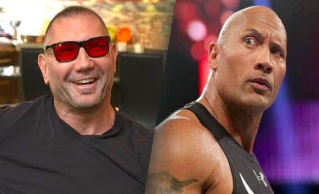 Batista habla sobre The Rock