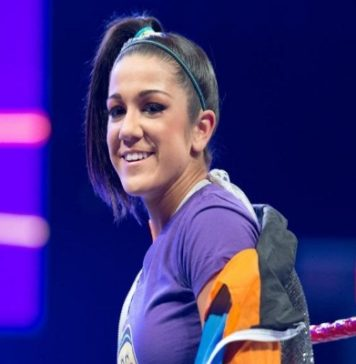 Bayley Hell in a Cell