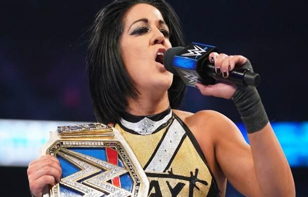 Turn Heel Bayley WWE