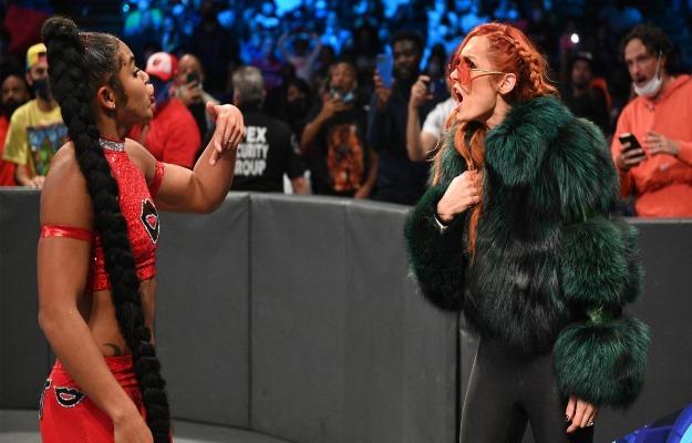 Becky Lynch explica por qué no ha sido seleccionada en el Draft de WWE