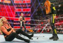 Becky Lynch Elimination Chamber