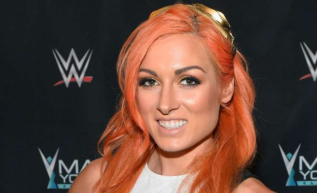 Becky Lynch Smackdown