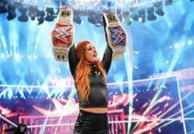 Becky Lynch Wrestlemania