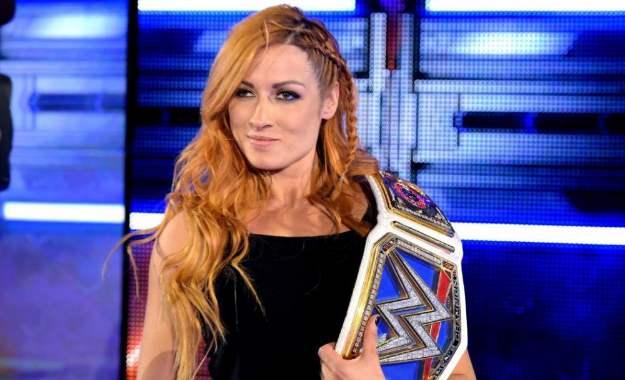 Becky Lynch comenta sobre los superstars LGBT en el wrestling