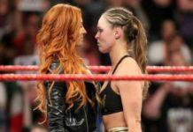 Becky Lynch habla sobre Ronda Rousey