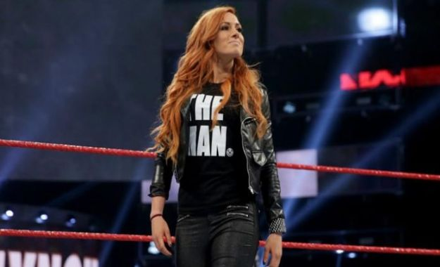 Becky Lynch se cambia de roster al de WWE RAW