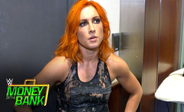 Becky Lynch se clasifica para Money In The Bank