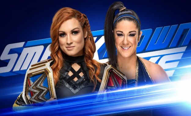 Becky Lynch vs Bayley