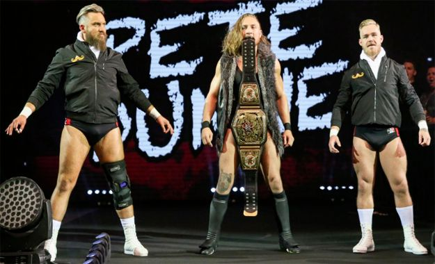 British Strong Style NXT