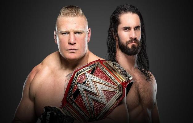 Brock Lesnar SummerSlam