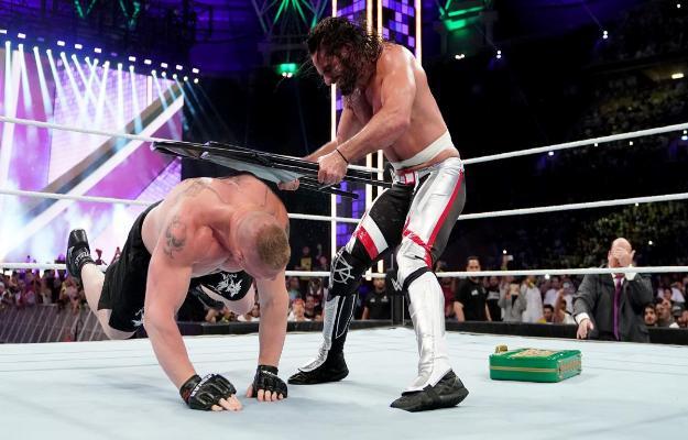 Brock Lesnar Super ShowDown