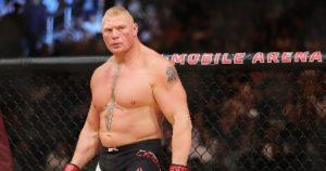 Brock Lesnar en UFC