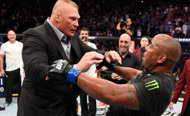 Brock Lesnar UFC dopaje
