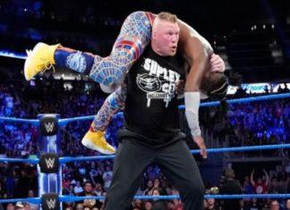 Brock Lesnar WWE