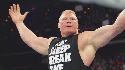 WWE noticias Brock Lesnar