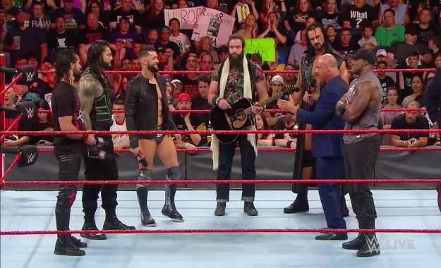 Brock Lesnar conocerá a su rival de Summerlsam la semana que viene en RAW