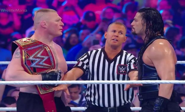 Brock Lesnar estará en WWE RAW el próximo Lunes
