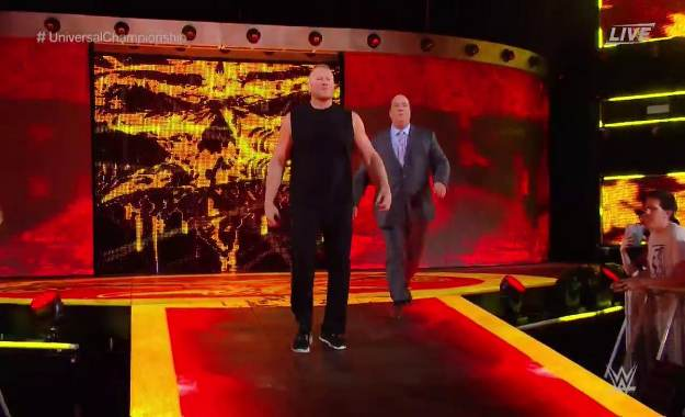 Brock Lesnar regresa en WWE Hell in a Cell