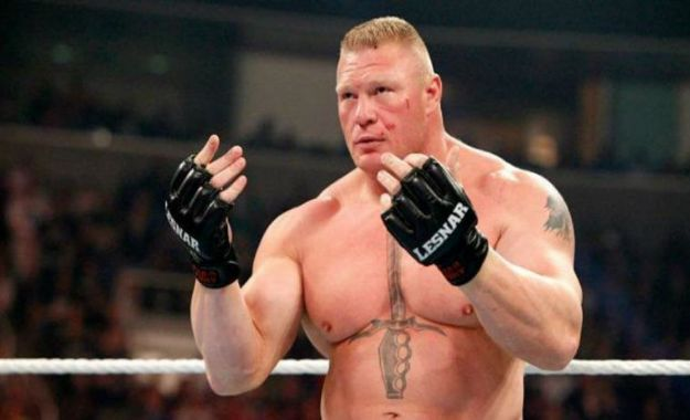 Brock Lesnar SummerSlam