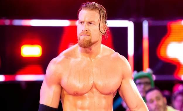 Buddy Murphy WWE
