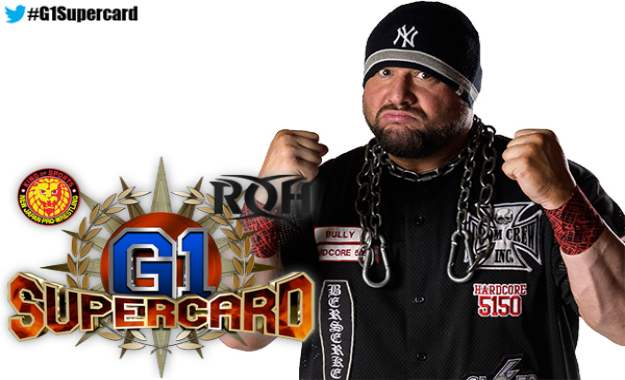 Bully Ray conoce su rival para el G1 Supercad