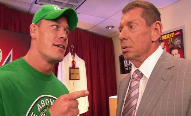 Bully Ray revela por qué Vince McMahon no querrá a otro John Cena