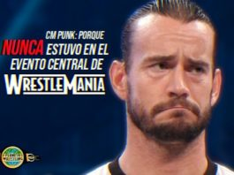 CM Punk Wrestlemania